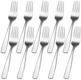 Mikasa Danford Set of 10 Dinner Forks