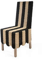 Mackenzie Childs MacKenzie-Childs Striped Grange Side Chair