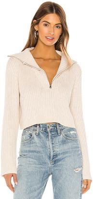 Tularosa Lovelle Zip Up Sweater