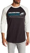 Junk Food Clothing Philadelphia Eagles Raglan Tee