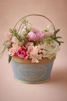 BHLDN Flower Girl Garden Basket