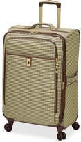 "London Fog Oxford Hyperlight 25"" Expandable Spinner Suitcase"