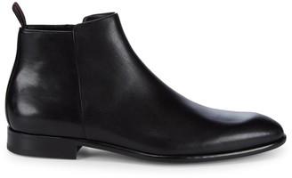 HUGO BOSS Appalachia Leather Chelsea Boots