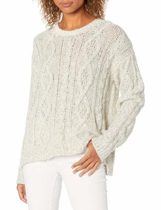 Majestic Filatures Women's Pullover Sweater