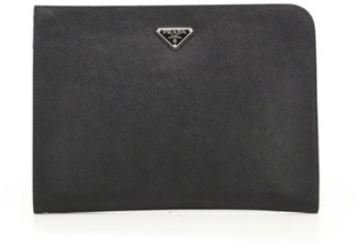 Prada Leather Document Holder