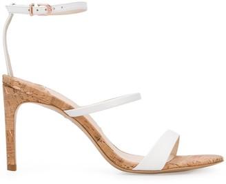 Sophia Webster Rosalind cork 85mm sandals