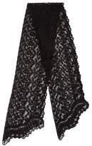 DKNY Lace Sheer Scarf