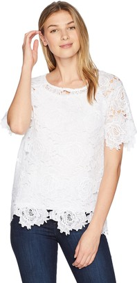 Rafaella Women's Lace Top