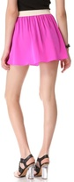 Madison Marcus Burst Miniskirt