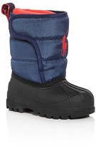 Ralph Lauren Unisex Hamilten II EZ Cold Weather Boots - Walker