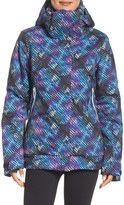 Helly Hansen Women's 'Sprint' Waterproof Print Jacket