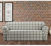 Sure Fit CLOSEOUT! Highland Plaid 1-Pc. Sofa Slipcover