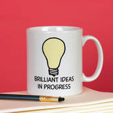 Snapdragon Personalised Lightbulb Moments Mug