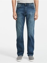 Calvin Klein Relaxed Straight Fit Cove Jeans