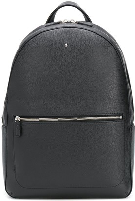 Montblanc Leather Backpack