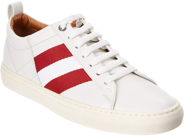 Bally Helvio Leather Sneaker