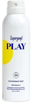 Supergoop! Play Vitamin C Antioxidant Mist Broad Spectrum Sunscreen SPF 50