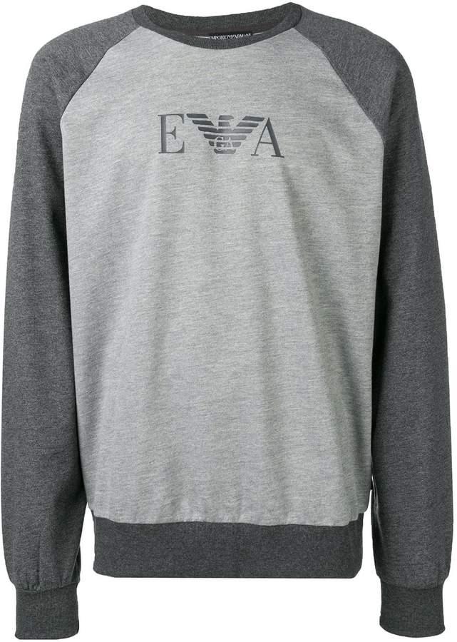 acf6d28a43 logo sweatshirt