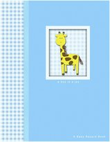 Havoc Gifts 1644-0 Baby Record Books Photo Album, Boy