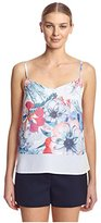 French Connection Women's Floral Reef Tank Top