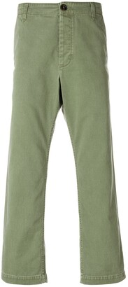Gucci Cropped Chino Trousers
