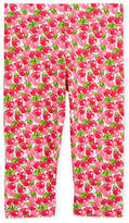 Mayoral Cherry-Print Leggings, Size 3-7