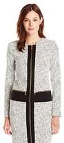 Calvin Klein Women's Center Zip Jacket