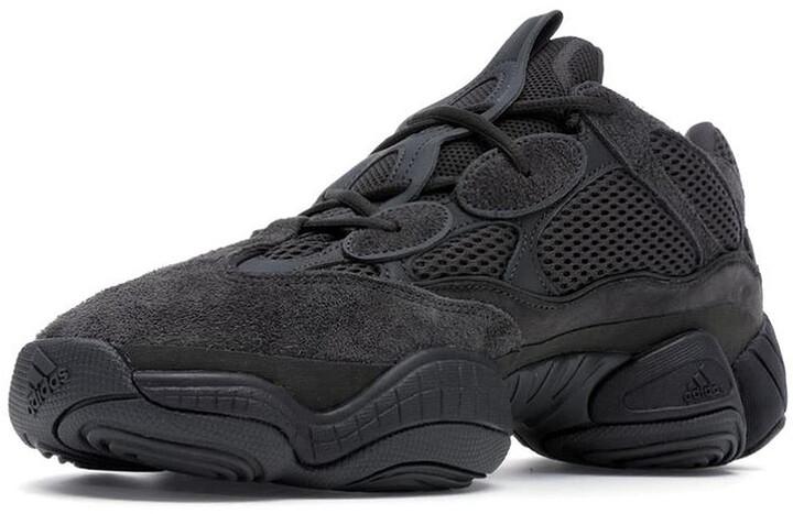 Adidas x Yeezy 500 Utility Black Sneakers Size EU 43 1/3 (US 9.5)