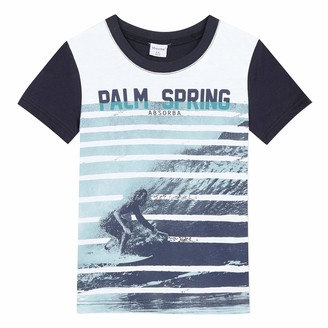 Absorba Boy's 7q10152-ra-t-shirts T-Shirt