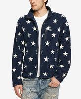 Denim & Supply Ralph Lauren Men's Printed Fleece Jacket
