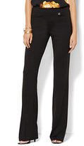 New York & Co. 7th Avenue Design Studio Knit Pant - Signature - Universal Fit - Bootcut - Tall