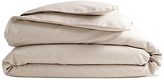 Design Within Reach DWR Linen/Cotton Duvet Cover