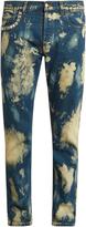 Gucci Bleached slim-fit jeans