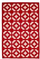 Jonathan Adler Nixon Llama Flatweave Rug, 4' x 6'