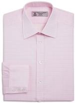 Turnbull & Asser Multi Grid Classic Fit Dress Shirt