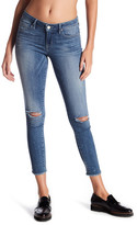 William Rast Raw Step Hem Perfect Skinny Jeans