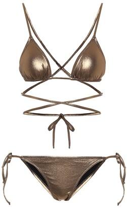Reina Olga Miami bikini