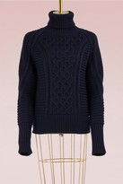Mary Katrantzou Lancelot wool sweater