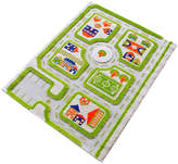 44.5'' Green Traffic 3-D Play Mat