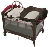 Graco Pack'N Play® Playard with Newborn Napper Bassinet LX