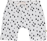Nui Eva Triangle Organic Cotton Harem Shorts