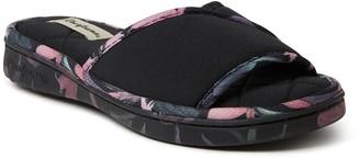 Dearfoams Women's Slide Slippers