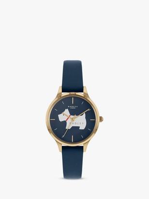 Radley Women's Meridian Place Leather Strap Watch