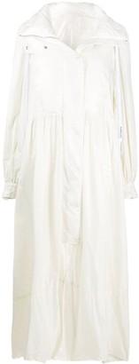KHRISJOY Oversized Bell Sleeve Coat