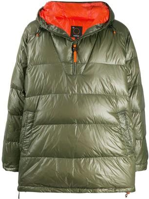Aspesi Pullover Puffer Coat