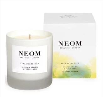 Neom Organics London Neom Feel Refreshed Scented Candle (1 Wick) 185G