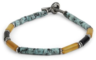 M. Cohen Brace Bracelet in Turquoise