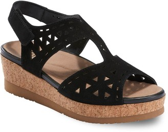 Earth Buran Rosa Women's Platform Sandals