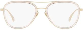Chanel Pilot Frame Glasses