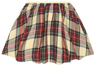 Morley Mona Clan tartan cotton skirt